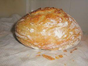 Maailman helpoin leipä Kotikokki.netin nimimerkki HenriikkaV:n opastuksella