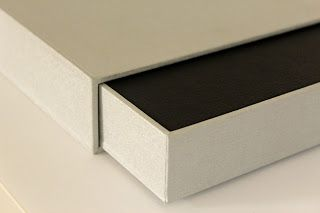 Kostas Boudouris: a slip case box