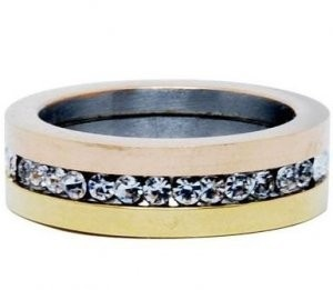 カルティエ 指輪 トリニティダイヤモンド