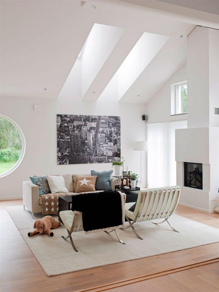 home of the architect Anna Lanty Niklasson