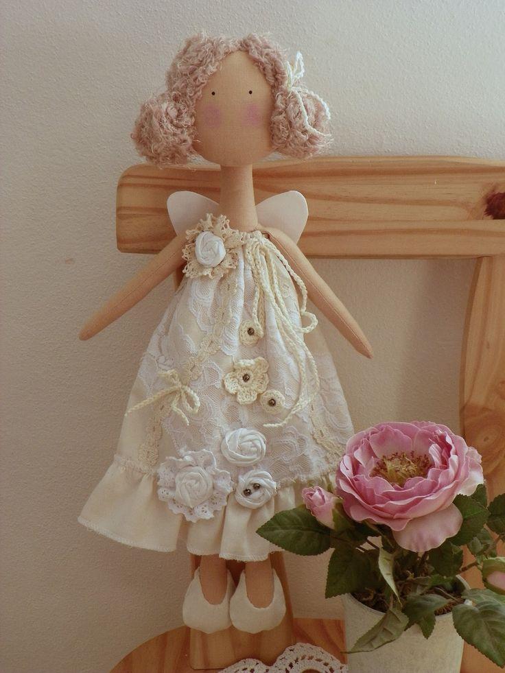 Resultado de imagen para ilove tildas dolls