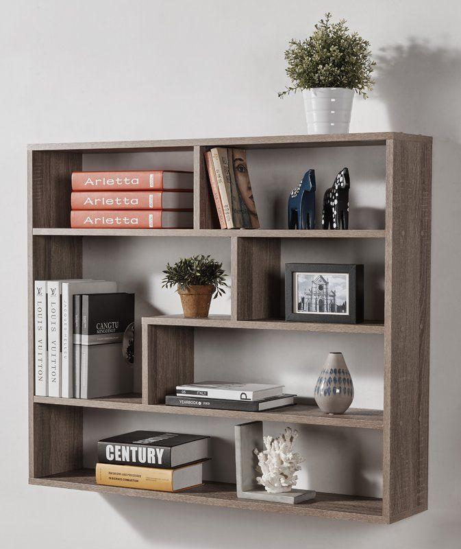 Koret Rectangular Wall Shelf Shelves Wooden Shelves Kitchen Bookshelf Design