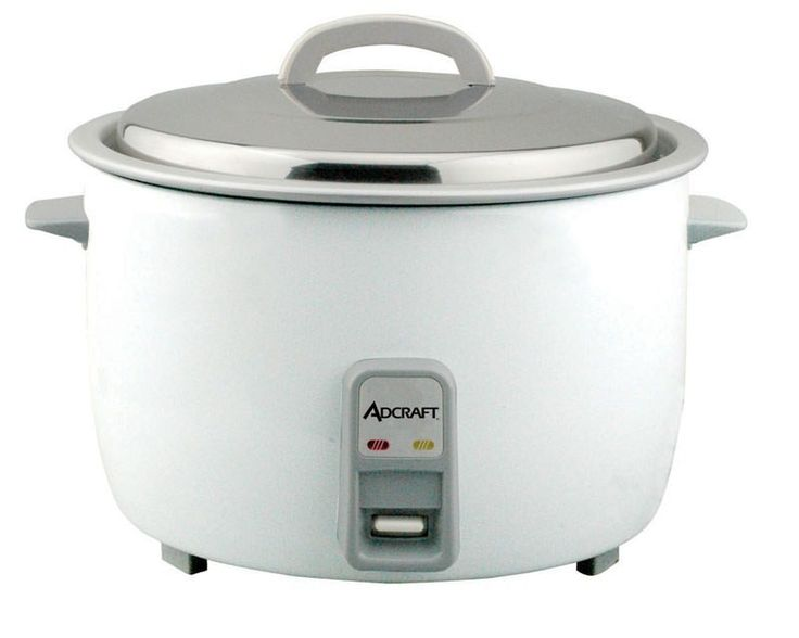 Adcraft Commercial Rice Cooker Electric (RC-E30)