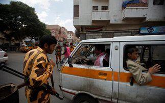 Δεκάδες νεκροί σε συγκρούσεις στην Υεμένη