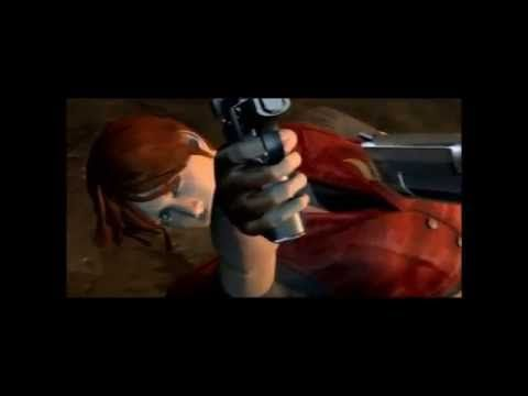 Resident Evil: Code Veronica X (PS2) - Playthrough Part 1