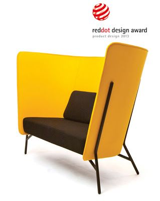 Red Dot Award: Product Design 2013 - furniture - sofa