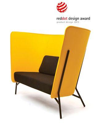 Red Dot Award: Product Design 2013 - furniture - sofa