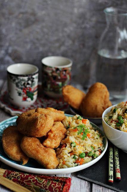 Szeretem az ázsiai konyhát... Az ízek kavalkádja. A sós az édessel, a savanyú a csípőssel, az illatos az omlóssal kerül összhangba. Pedig semmi különös hozzávalók és mégis fantasztikus ízek harmóniája