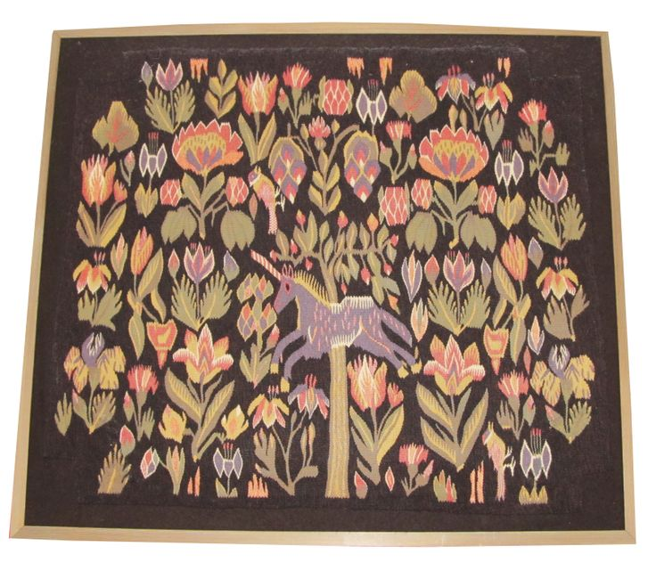 Swedish flemish weaving ( around 1900-1920), private collection.