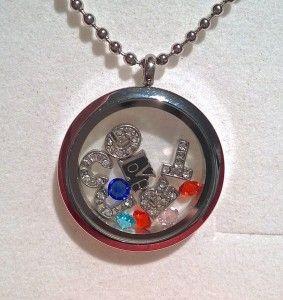 Mandie's necklace