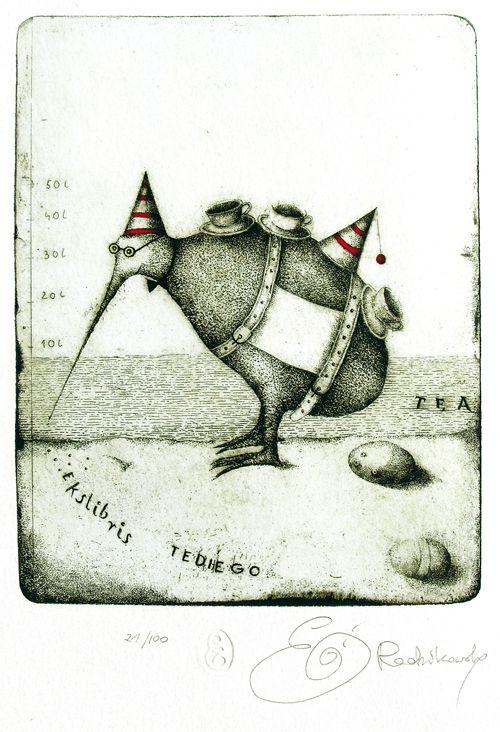 VII Międzynarodowy Konkurs Graficzny na Ekslibris, 2007