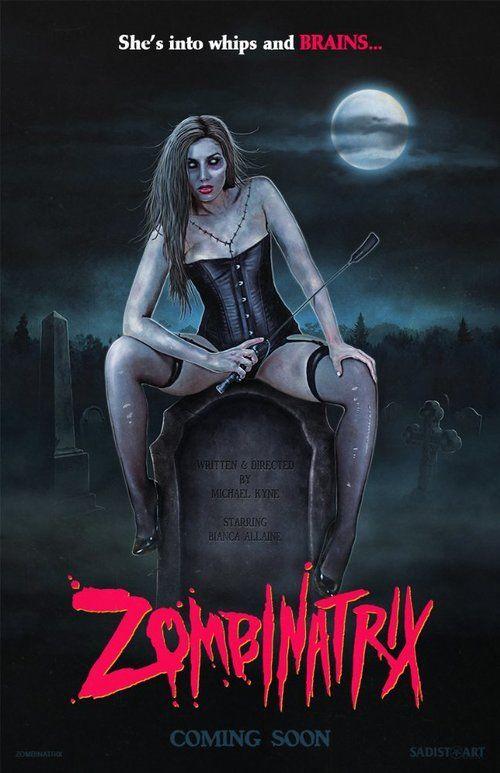 Watch Zombinatrix (2017) Full Movie Online Free