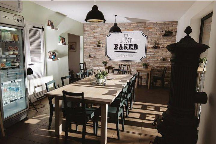 JóKenyér Bakery // interior styling
