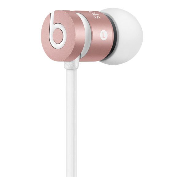 Earbuds with Mic : urBeats HeadPhones | Beats by Dre ❤ liked on Polyvore featuring accessories, tech accessories, ear bud headphone, headphone earbuds, earbud headphones, beats by dr dre headphones and earphones earbuds