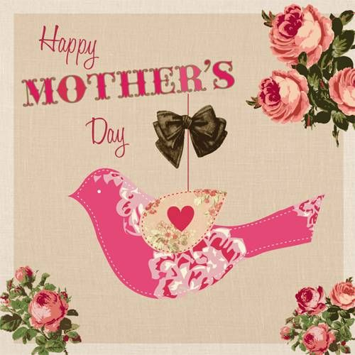 Happy Mother's Day to all of my mom friends!