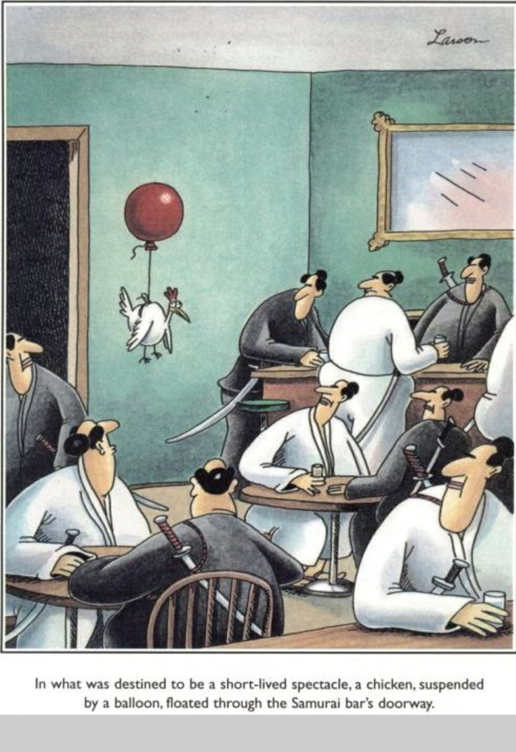 Another The Far Side comic