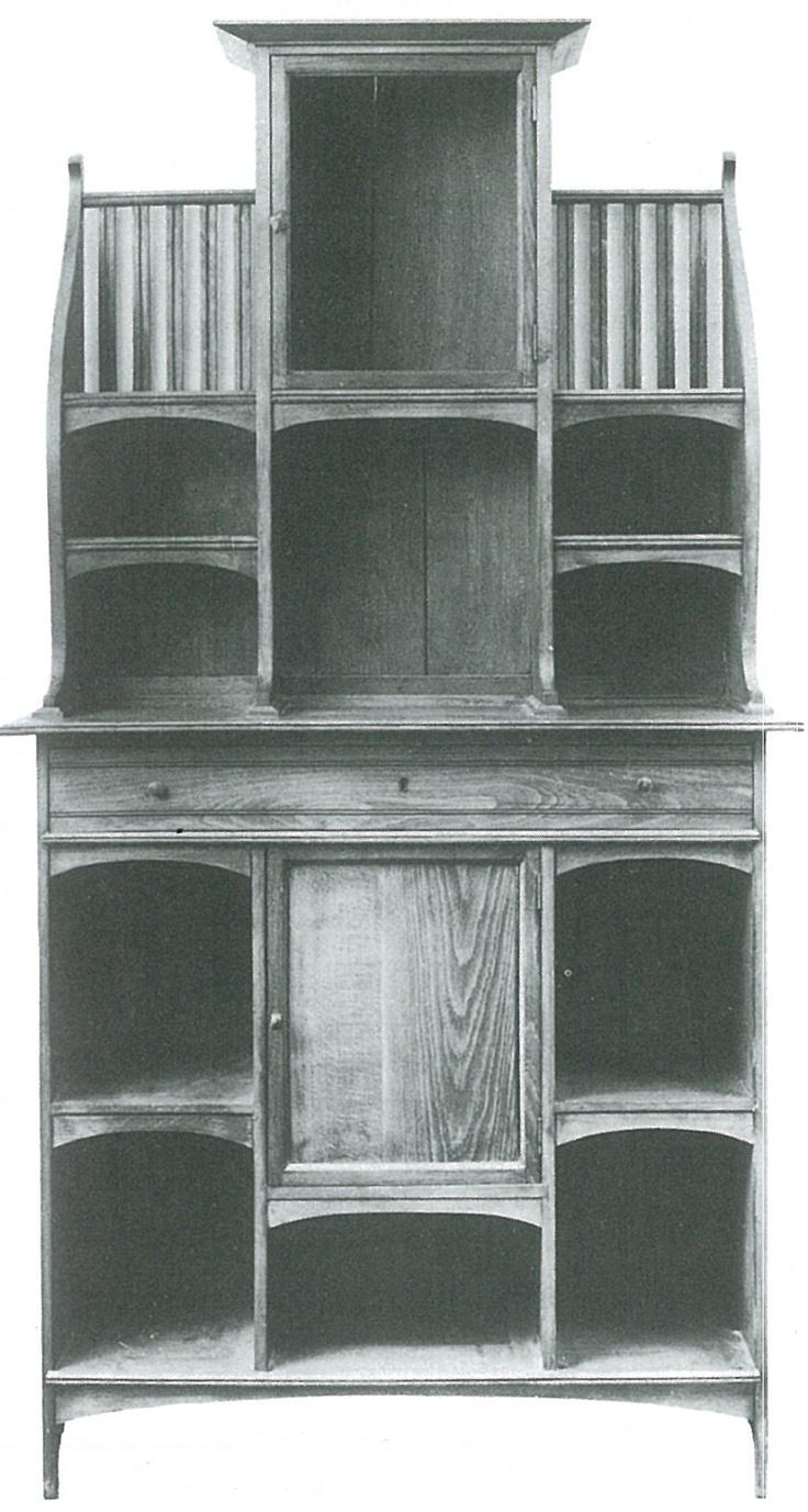 La storia dell'arredamento cap.1: Il LIBERTY Etagère di Ducrot