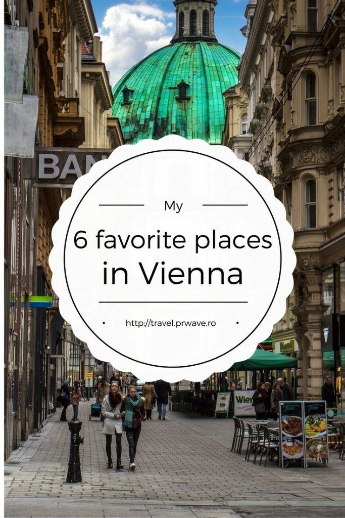 6 favourite places in #Vienna #Wien #travel #Austria #Europe - Vienna #guide