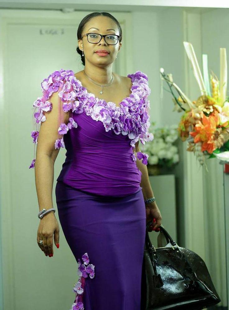 Gilles Touré Robe Isabelle Anoh Afrik Fashion SHow 12