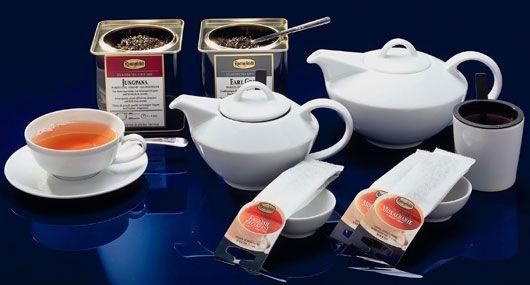 Ronnefeldt чай