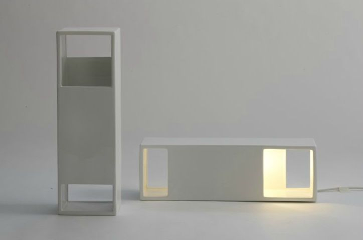 Box Lamp - Bosa - Design by Ludovica + Roberto Palomba