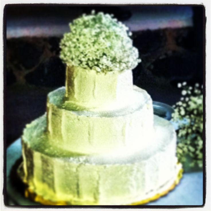 Wedding Cake time!!!