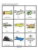 Airplanes Theme Activities for preschool, pre-K and Kindergarten