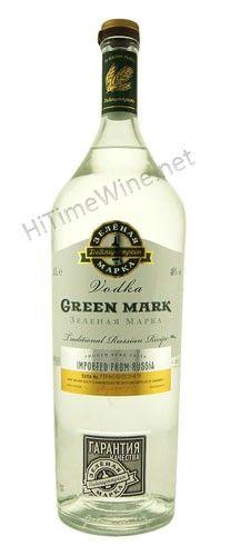 $10, GREEN MARK RUSSIAN VODKA 750ML