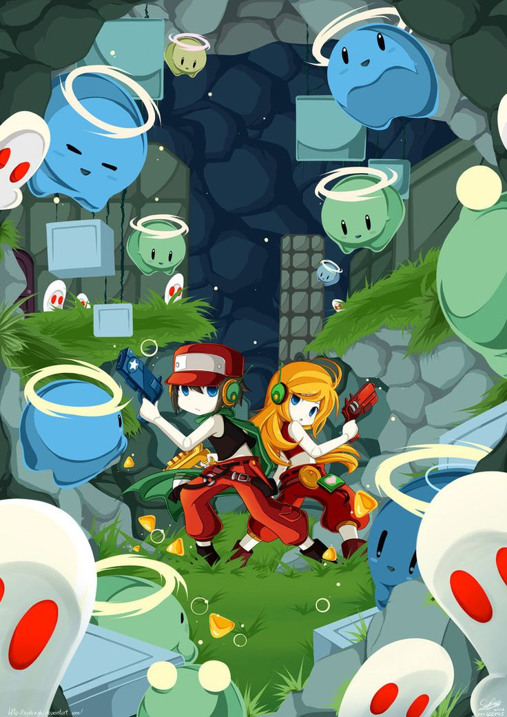 Cave Story by SandraGH on DeviantArt