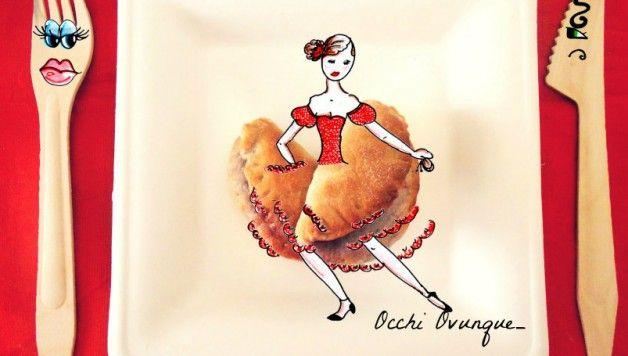 Nato dalla passione per la cucina, dei colori pastello e del rock, oggi vi presentiamo Occhi Ovunque il foodblog di Valentina Scannapieco. Scoprilo con noi su http://www.stilefemminile.it/occhi-ovunque-il-foodblog