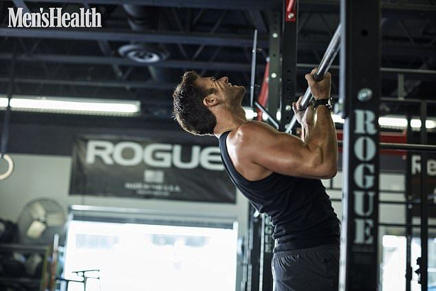 Pump it up:Scott's latest acting role is in the upcoming movie Fast 8, also known as The ...