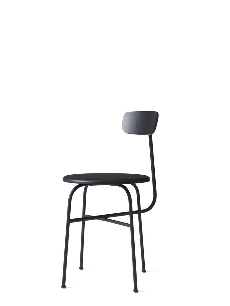 Menu Afteroom Counter Chair - Black with Basel 183 / $500 ea