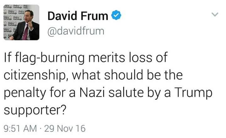 Every so often, Frum gets it right.