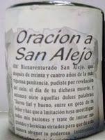 ORACIONES Y MAGIA BLANCA: Oracion a SAN ALEJO (para alejar ENEMIGOS)