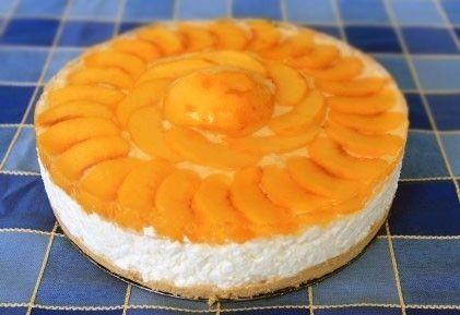 Gyümölcsös-rizses túrótorta