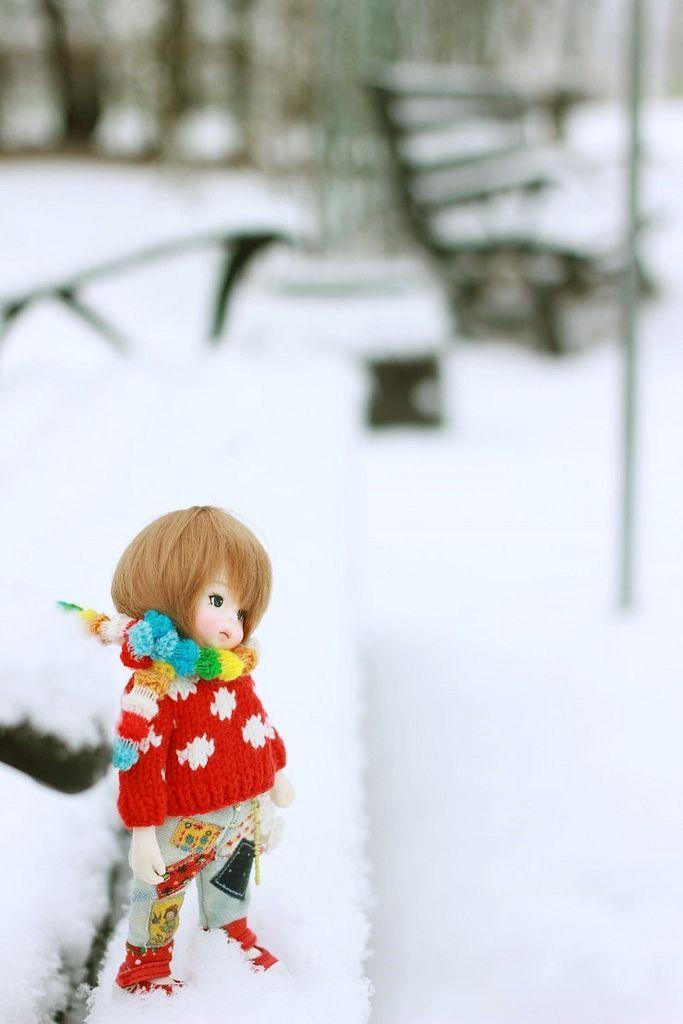 20140105 P.hero in Snow