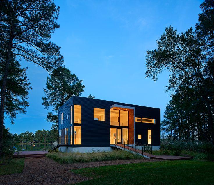 Galería de Casa en Solitude Creek / Robert Gurney Architect - 6