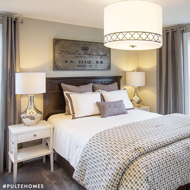 Best Dream Bedrooms Images On Pinterest Pulte Homes Bedroom