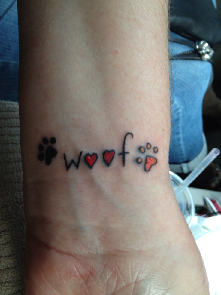 18 best images about dog tattoo ideas on pinterest paw print tattoos paw tattoos and clip art. Black Bedroom Furniture Sets. Home Design Ideas