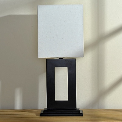 Matte Table Lamp     was $99.99 now $69.99   SKU 114747   9.5inches widex 4.5inches longx 23.5inches high