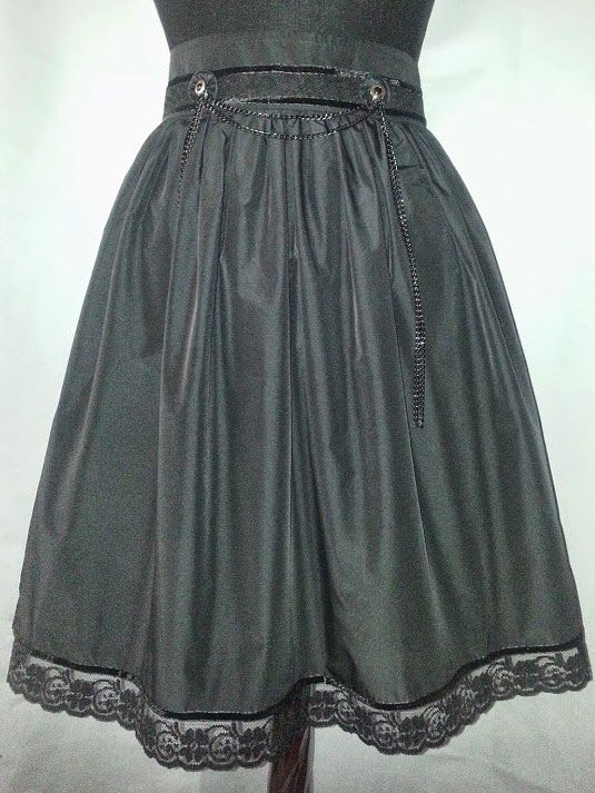 Ravendark Coven Designs: ADDA and SHINZ Skirt