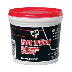 DAP�32 oz Hybrid Polymer Drywall Patching Compound