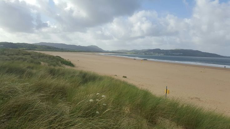 Portsalon beach