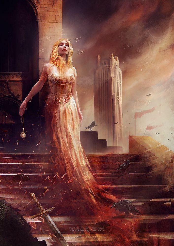Helen of Troy by Deharme on deviantART