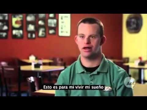 ▶ Tim's Place el restaurant mas feliz del mundo - YouTube   This is why we have inclusion of everyone.   Breakfast, Lunch, and Hugs.