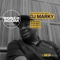 DJ Marky X Boiler Room Sao Paolo x Skol Beats