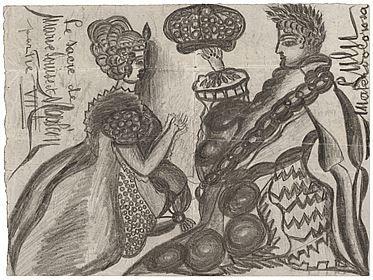 Le Sacre de Marie-Louise et Napoléon par Pie VII - SIKART Dictionnaire et base données