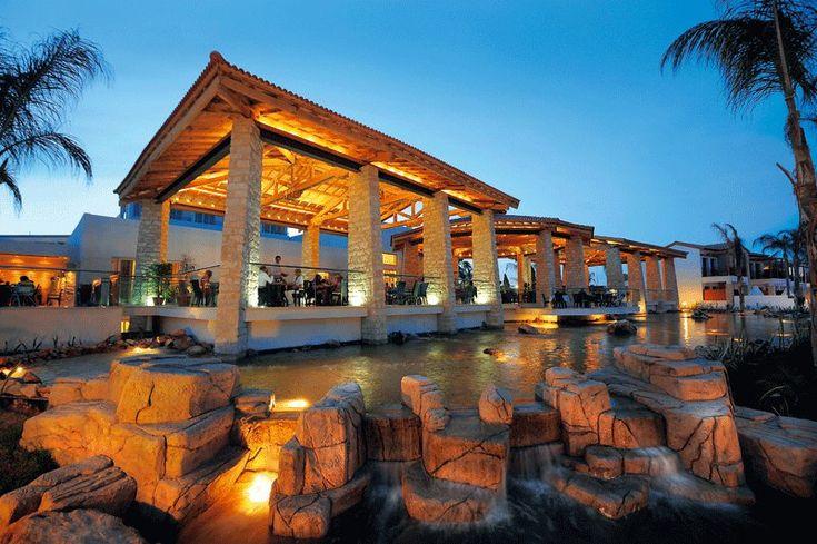 Royal Olympic Restaurant Buffet Cyprus