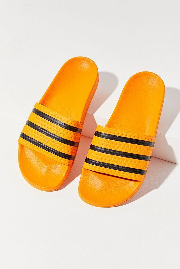 787e484f16d5 Slide View  1  adidas Adilette Mono Slide Sandal