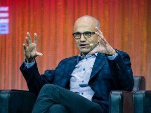 ¿Creen ustedes que la llegada de Satya Nadella a Microsoft es la noticias de tecnología más importante de 2014?